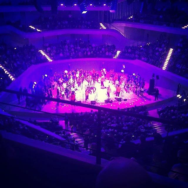 #hot8brazzband #webrasshard #brass #elbphilharmonie