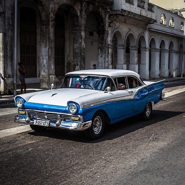 #oldtimer #classiccar #cuba #havanna